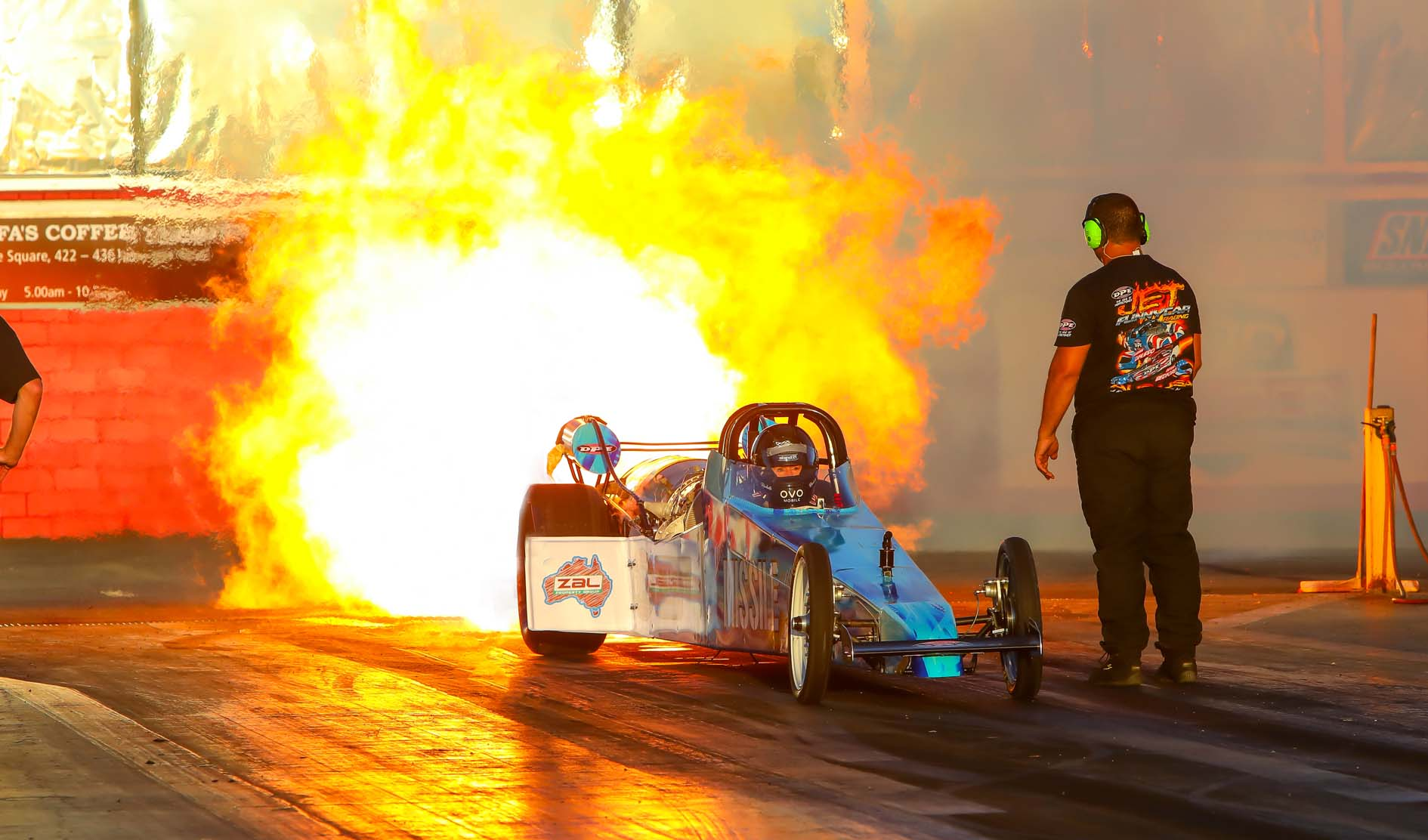 Jet Dragsters New Year Thunder 2018