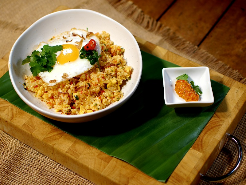 Nasi Goreng at Tommy Smith Cafe