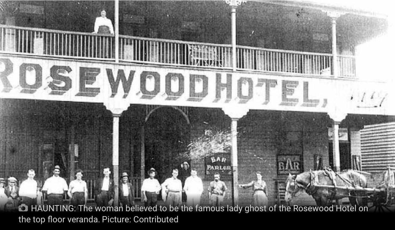 Rosewood Hotel in the 1920s