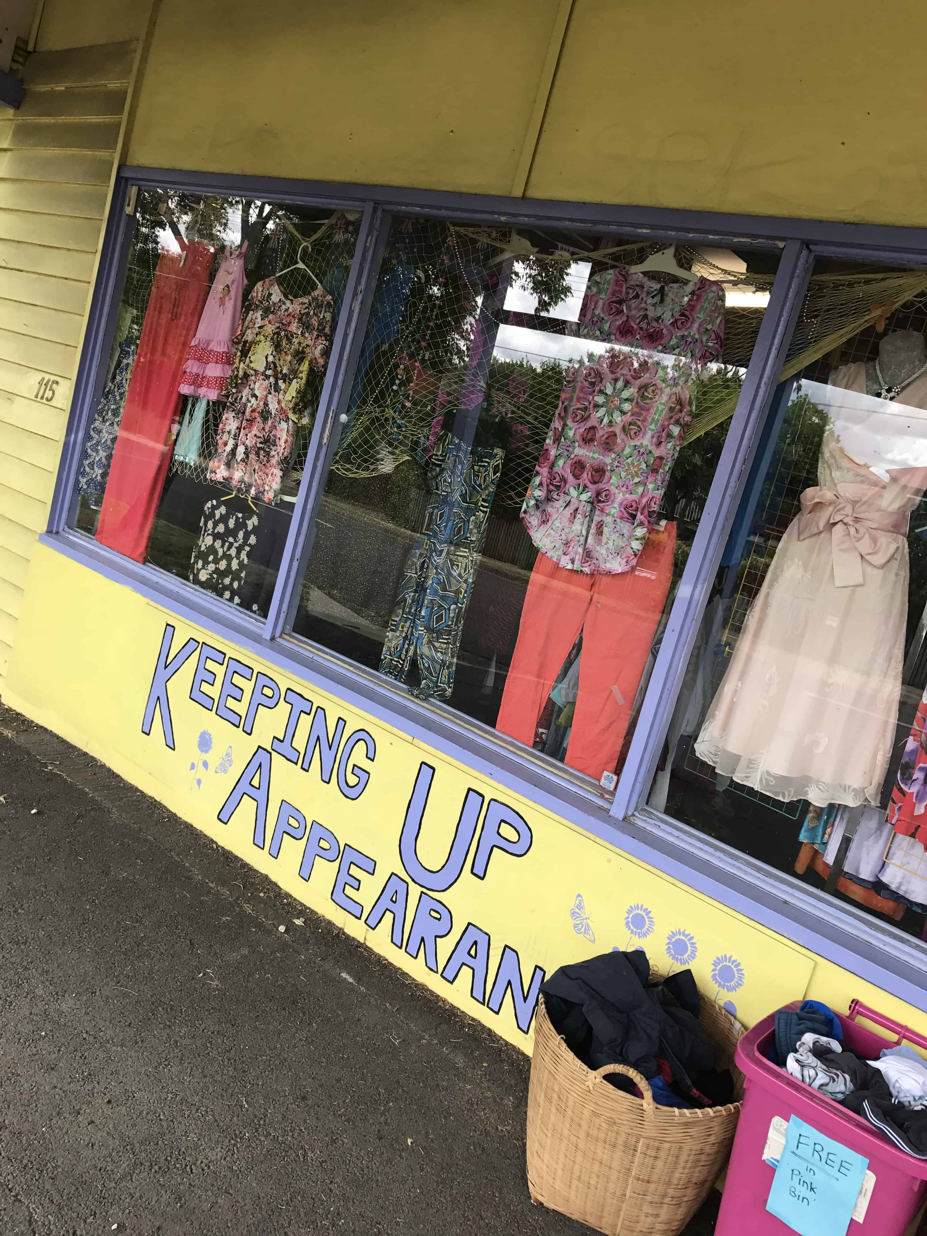 Keeping Up Appearances Ipswich