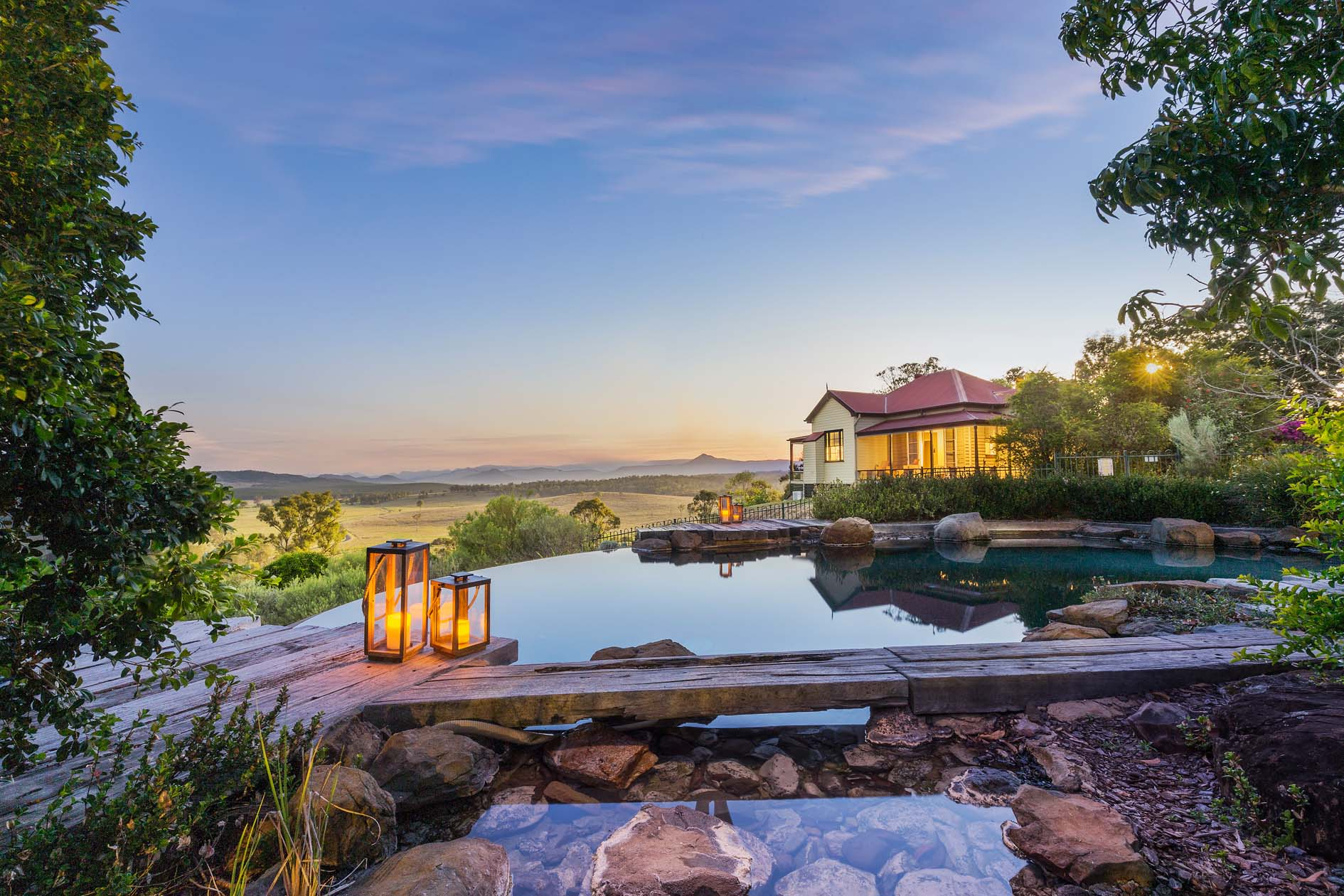 Spicers Hidden Vale Infinity Pool