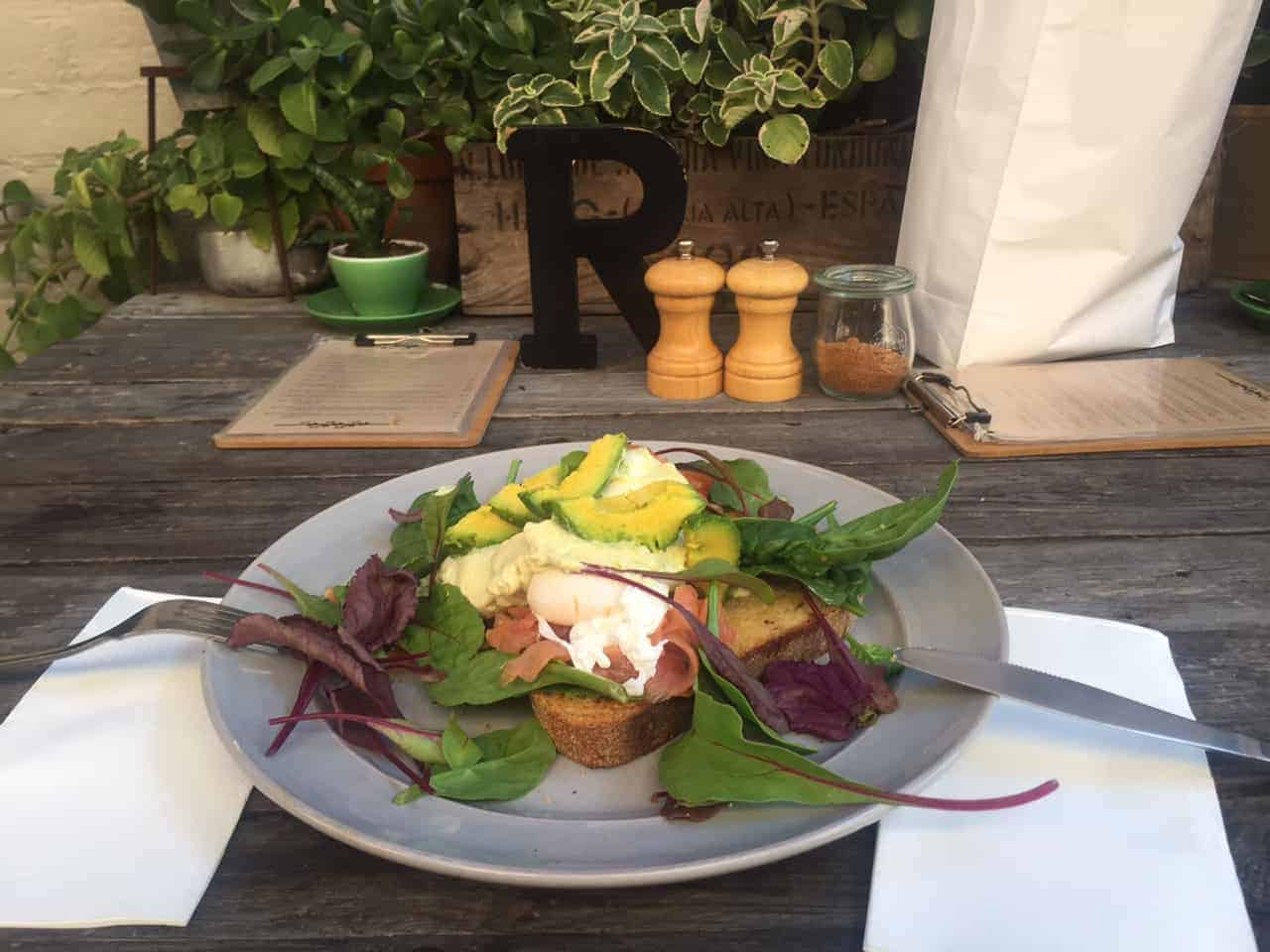 Rafter-and-Rose-Ipswich - 10 epic Ipswich breakfasts